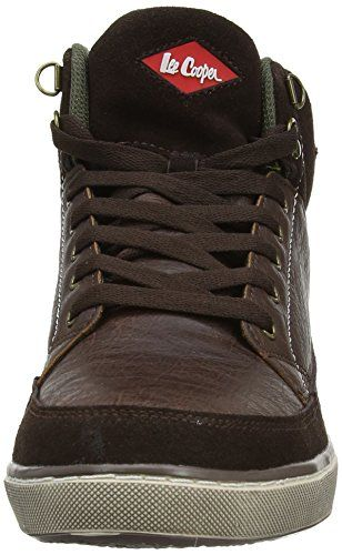 8feefe091bd0 Lee Cooper S1P SRA Brown Safety Boot LCSHOE086